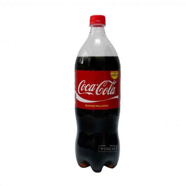 COKE 1.25L (RM 2.60) x 12