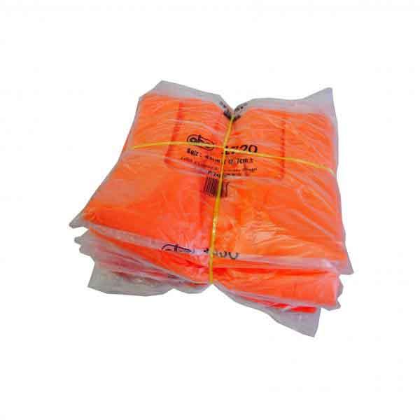 HAND PLASTIC 17X20 OREN (40) 1PKT