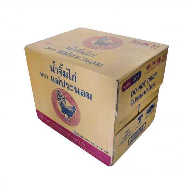 SOS MANIS CILI THAI 980G x12