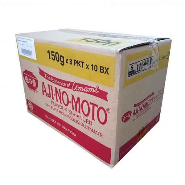 AJINOMOTO 150G x 8 PKT x 10 BOX